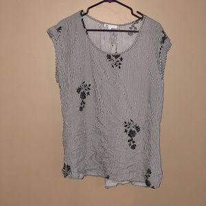 LG women's blouse
